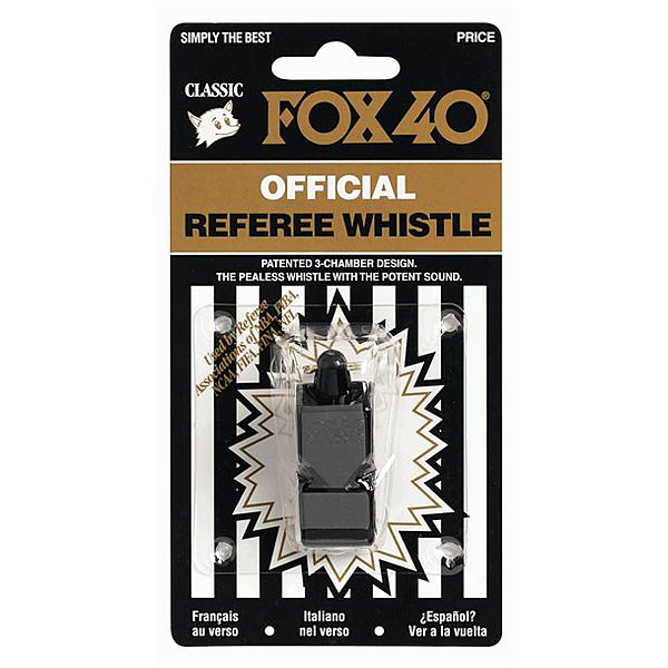 Whistle Fox 40 classic