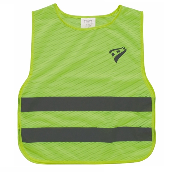 Safety runners vest