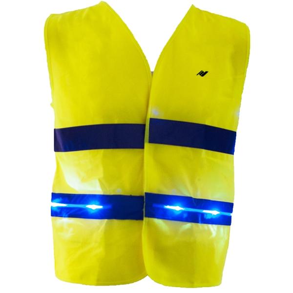 Running vest LED